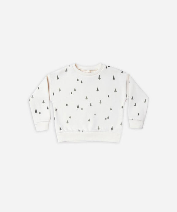 Rylee + Cru - Trees Relaxed Sweatshirt