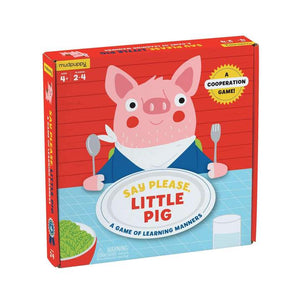 Say Please Little Pig