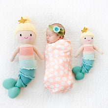 Load image into Gallery viewer, Cuddle + Kind - Skye the Mermaid - Little 13""
