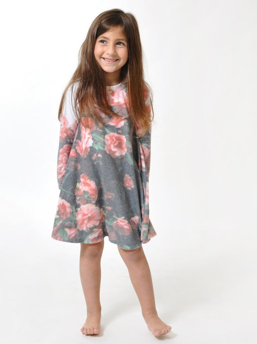 Sol Angeles - Cherry Blossom Hacci Dress
