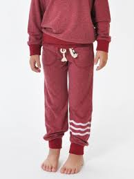 Sol Angeles - Waves Jogger - Cherry