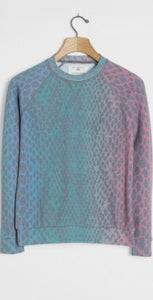 Sol Angeles - Rainbow Python Hacci Pullover