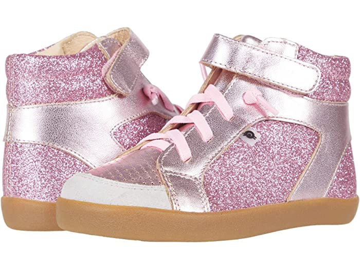 Sprite High Tops - Pink Frost/Glam Pink/Grey Suede