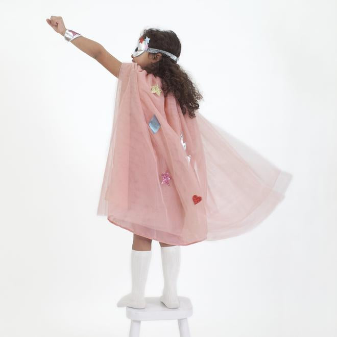 Meri Meri - Superhero Dress Up Kit Costume