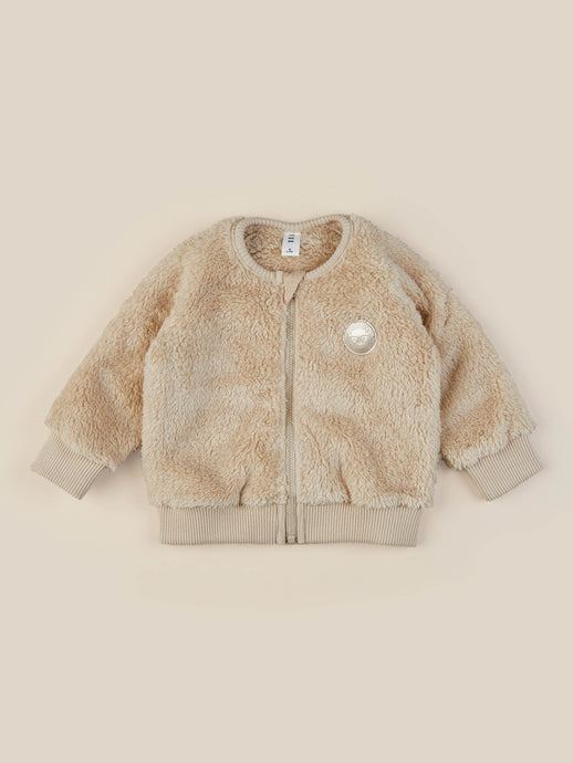 Huxbaby - Fur Jacket - Teddy