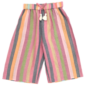 Pink Chicken - Theodore Pant - Multi Stripe