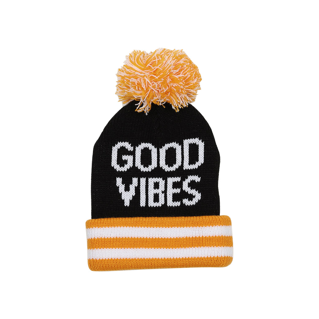 Tiny Whales - Good Vibrations Beanie