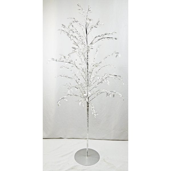 Clear Acrylic Leaves Tree With Stand - Galt International