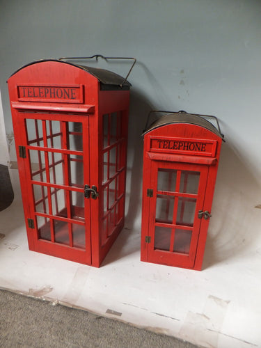 Set of 2 Red Lantern