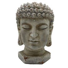 Load image into Gallery viewer, Buddha Head Planter
