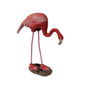 Pink Flamingo Garden Decoration