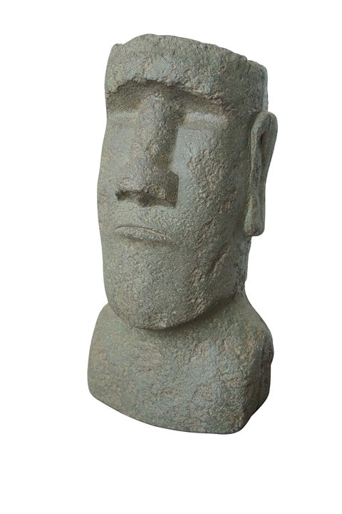 Easter Island Head Garden Decoration