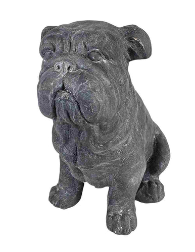 Earth Gray Garden Bulldog
