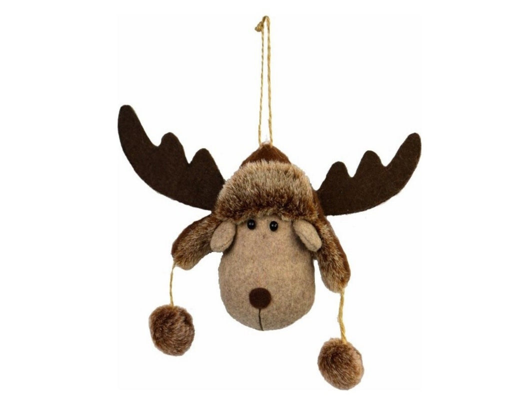 Hanging Deer Head, [product_type], Galt International, galt-international.myshopify.com, [variant_title]