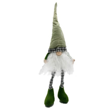 Load image into Gallery viewer, Assorted 2 Fabric Sitting Gnome With Long Legs