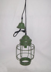 "Metal Lamp 9.25X8.86X59.84"" 1/6Pcs"