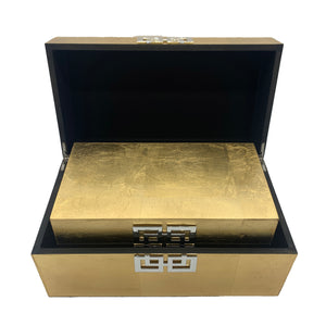 Gold Jewelry Boxes