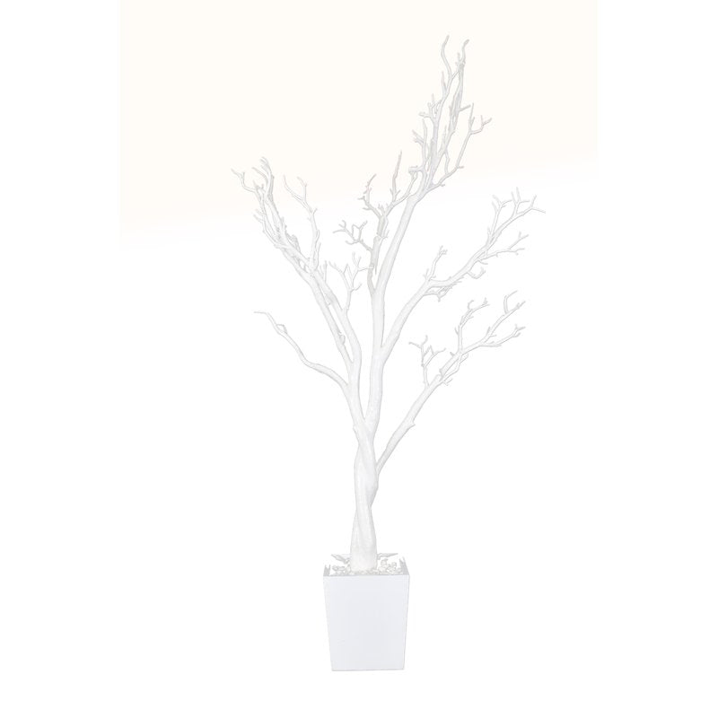 White 4' Tree Pot - Galt International