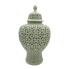 "Load image into Gallery viewer, 23"" Lattice Ginger Jar"