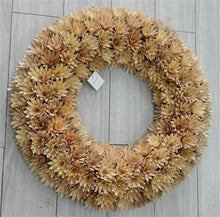 Load image into Gallery viewer, Natural Woodchip Wreath
