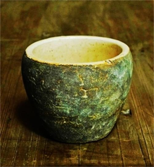 Natural Finish Ceramic Pot