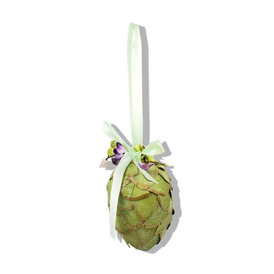 Hanging Pinecone Ball Ornament - Galt International