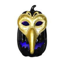 Load image into Gallery viewer, Mask Pumpkin Decorative Accent, [product_type], Galt International, galt-international.myshopify.com, [variant_title]