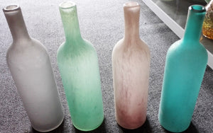 Assorted 4 Muilt Glass