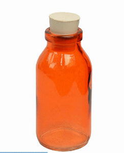 Orange Decor Bottle