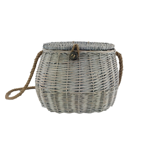 Willow Fishing Basket