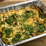 Breakfast Quiche 6 servings
