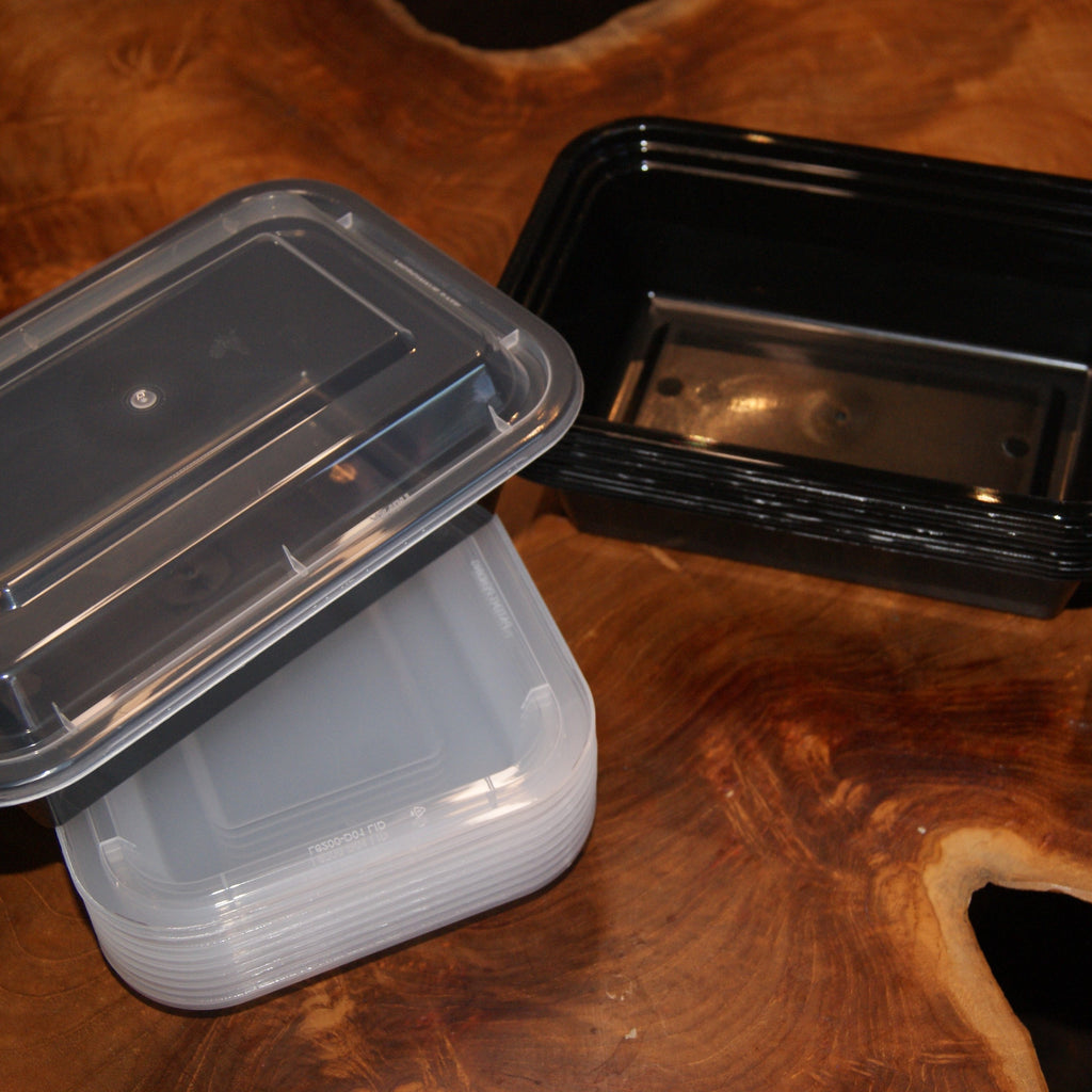 Meal Prep Containers (10 Pack)
