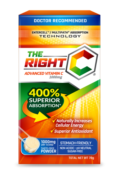 THE RIGHT C Advanced Vitamin C Powder (1,000MG)