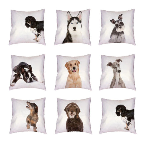 Pawvengers Dog Pillow Covers