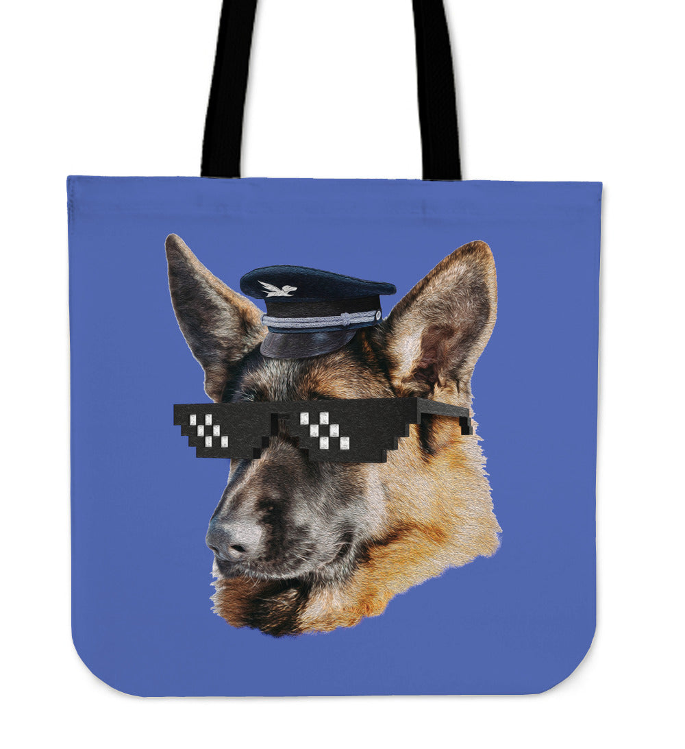 Tote Bag | Captain Shepherd - 5 Colors