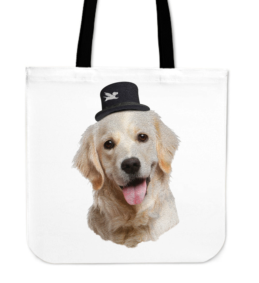Tote Bag | Golden Retriever Magician - 6 Colors