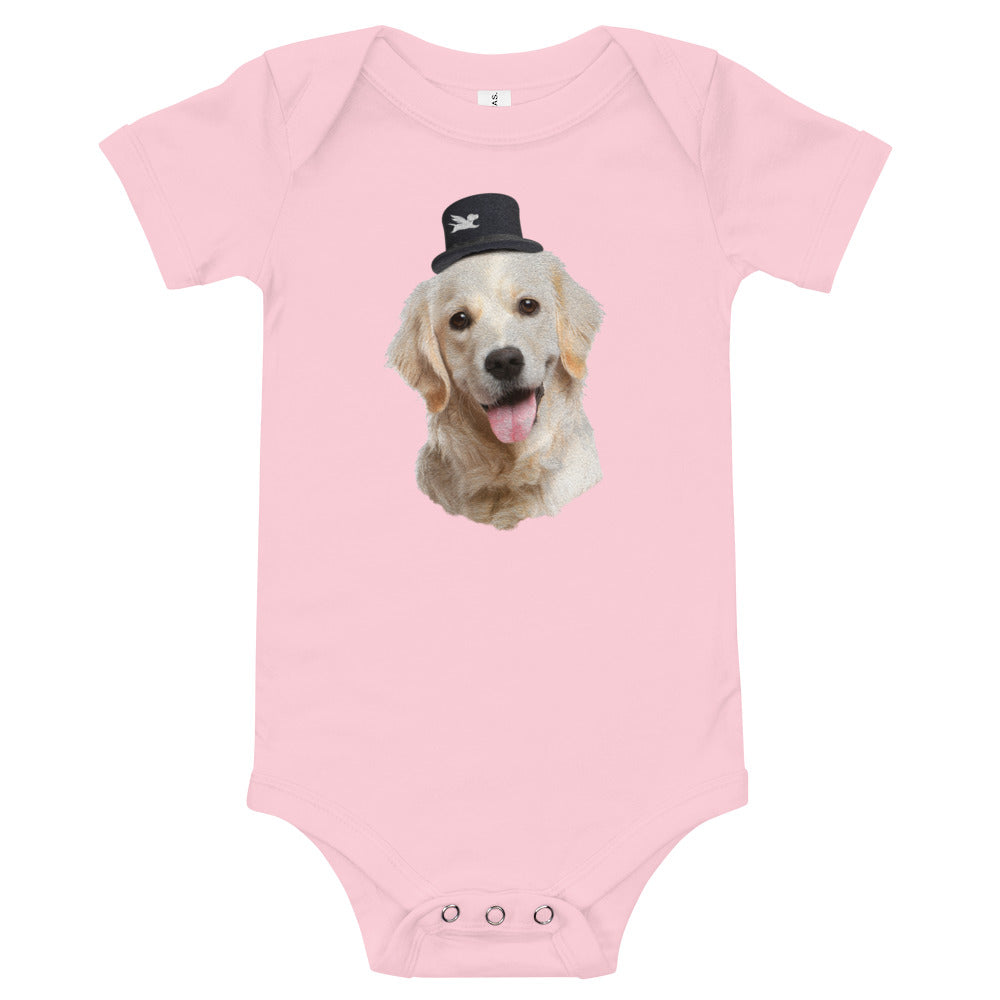Babies | Golden Retriever Magician - 7 Colors