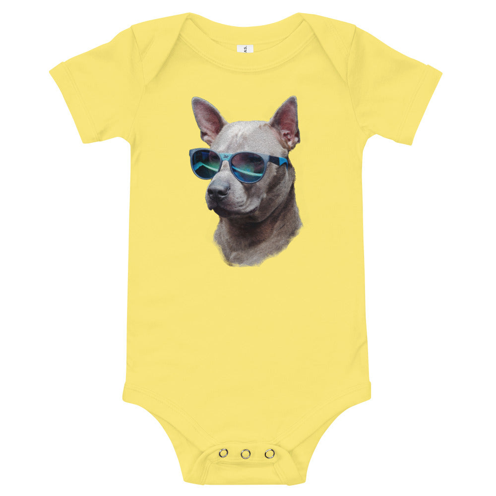 Babies | Cool Dog Blue Sunglasses - 7 Colors