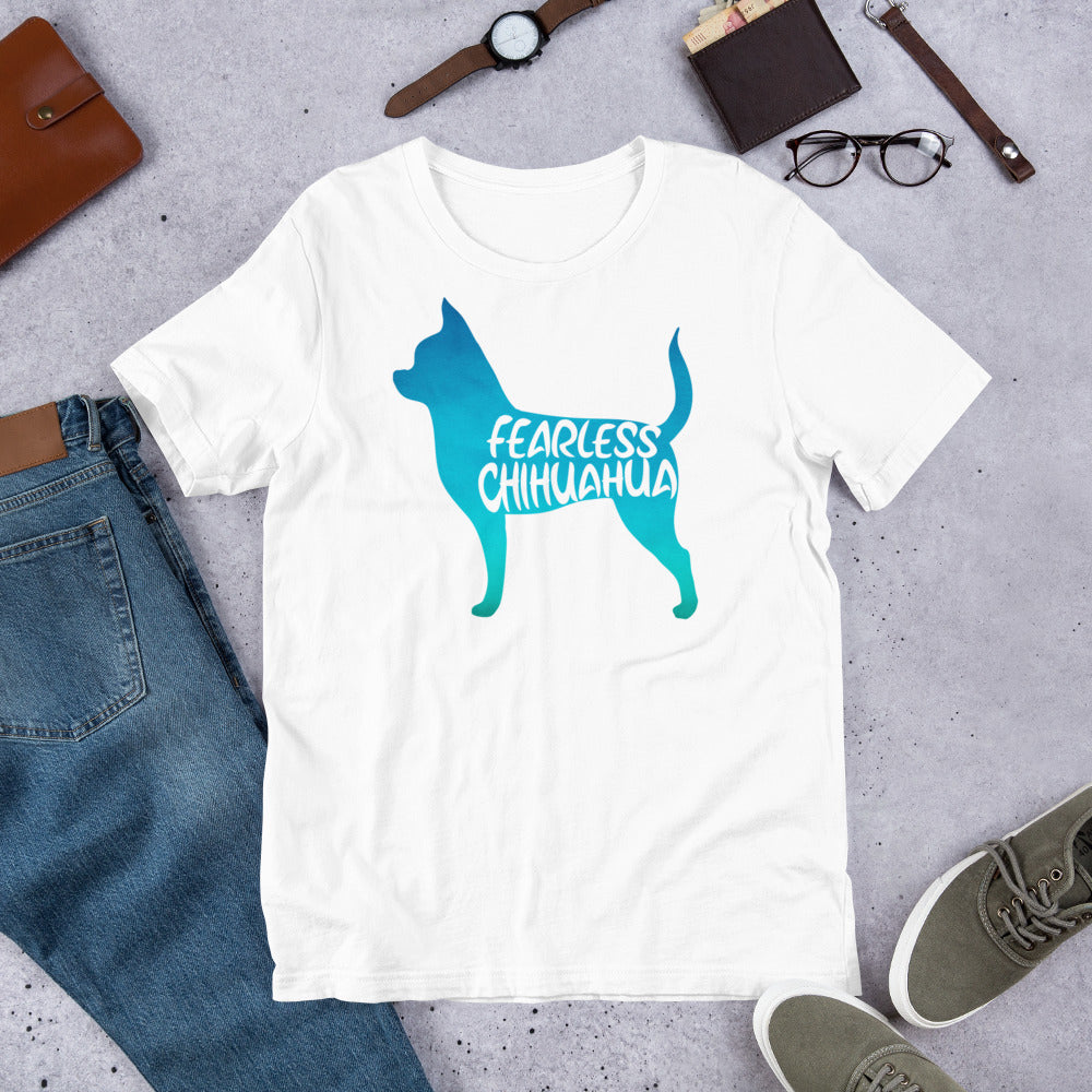 Women's Dog Breed T Shirt | Fearless Chihuahua