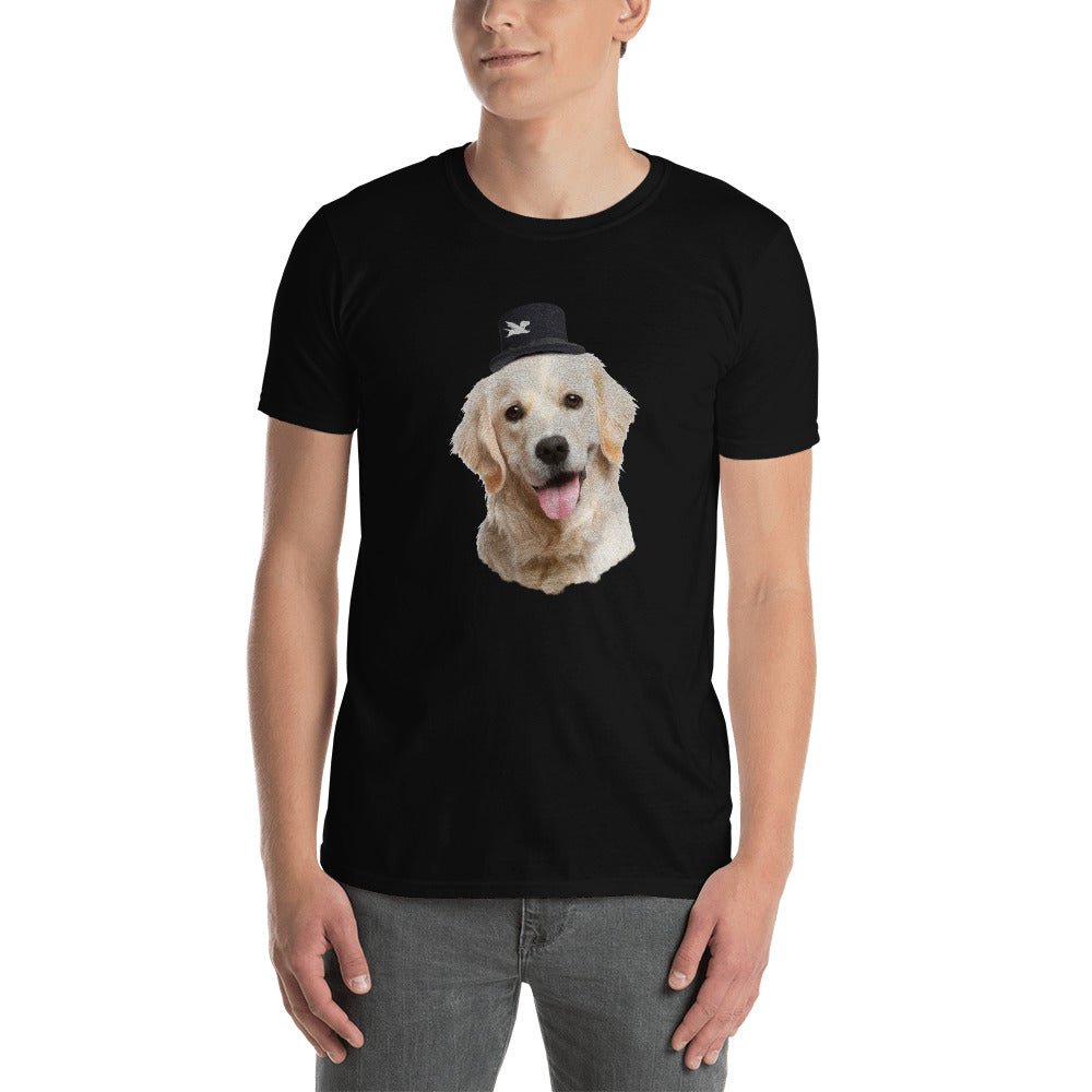 Tee | Golden Retriever Magician