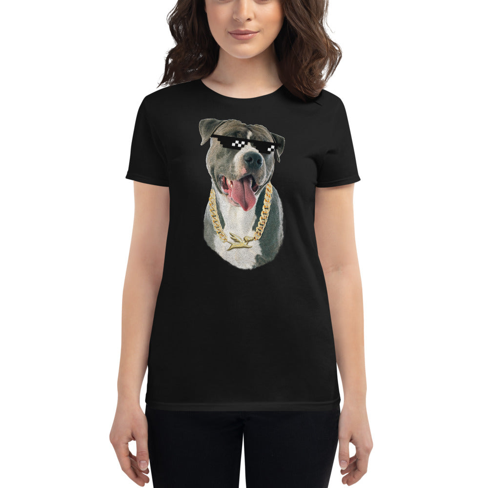 Women's Fit | Pit Bull Thug Life