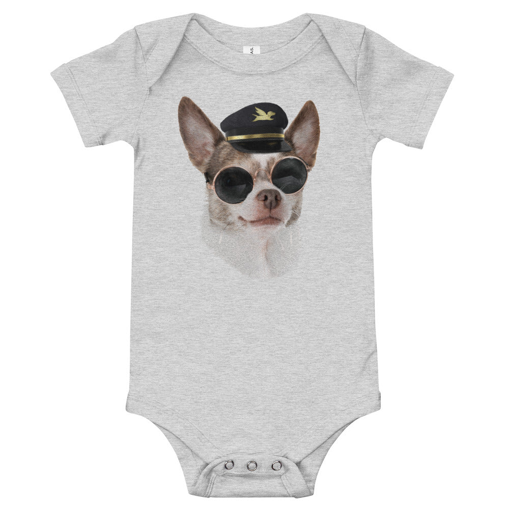 Babies | Captain Chihuahua - 6 Colors