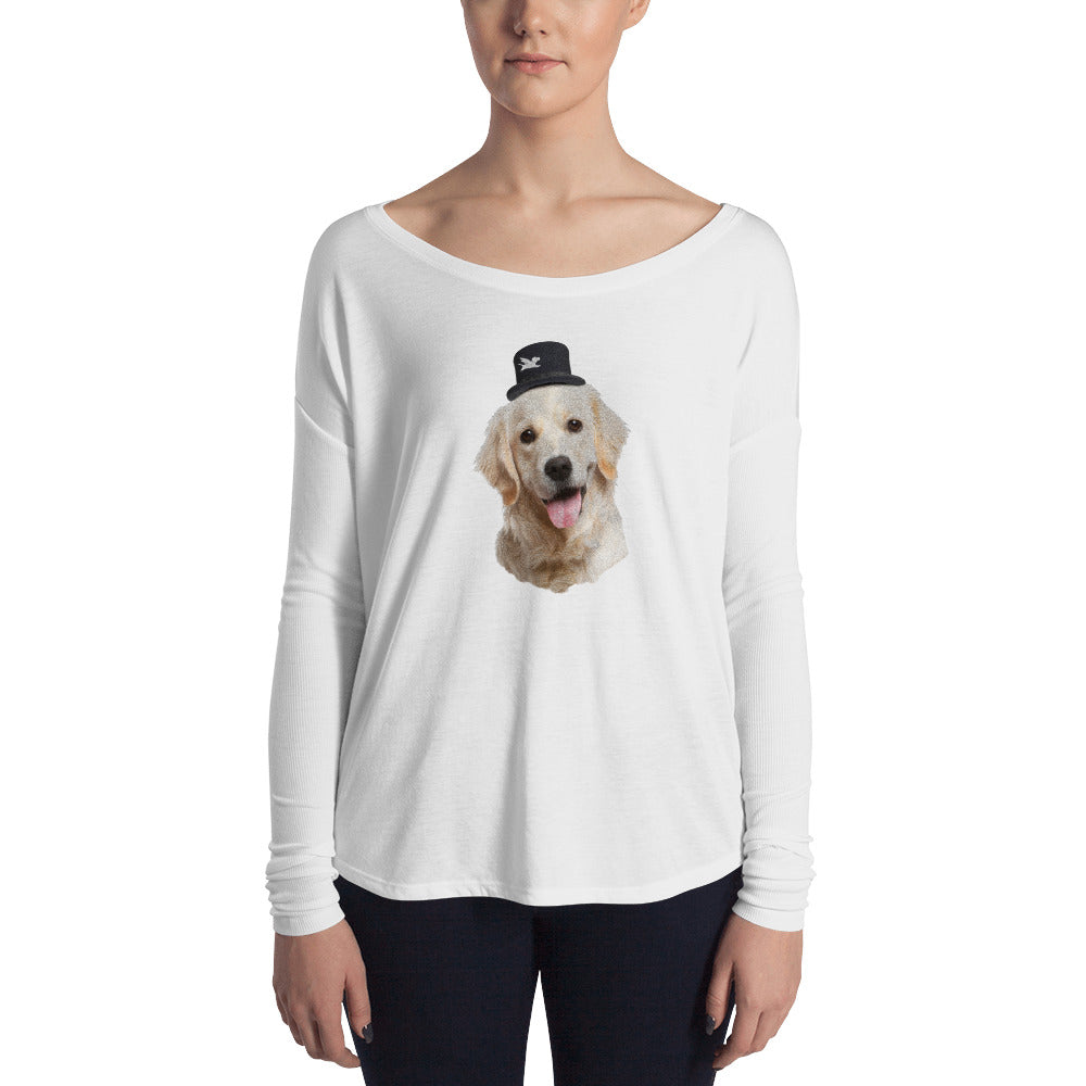 Long Sleeve | Golden Retriever Magician