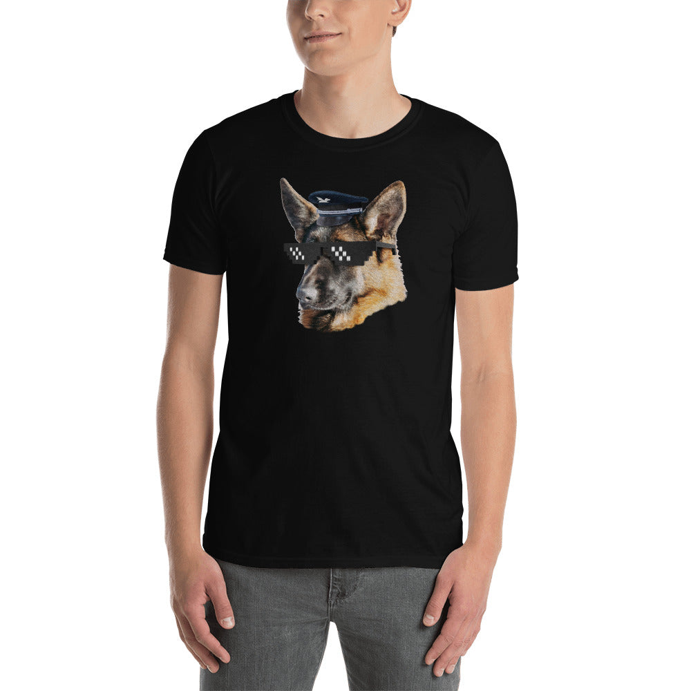 Tee | Captain German Shepherd