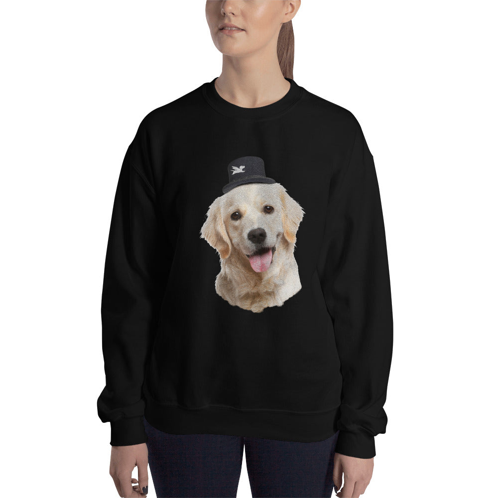 Sweatshirt | Golden Retriever Magician
