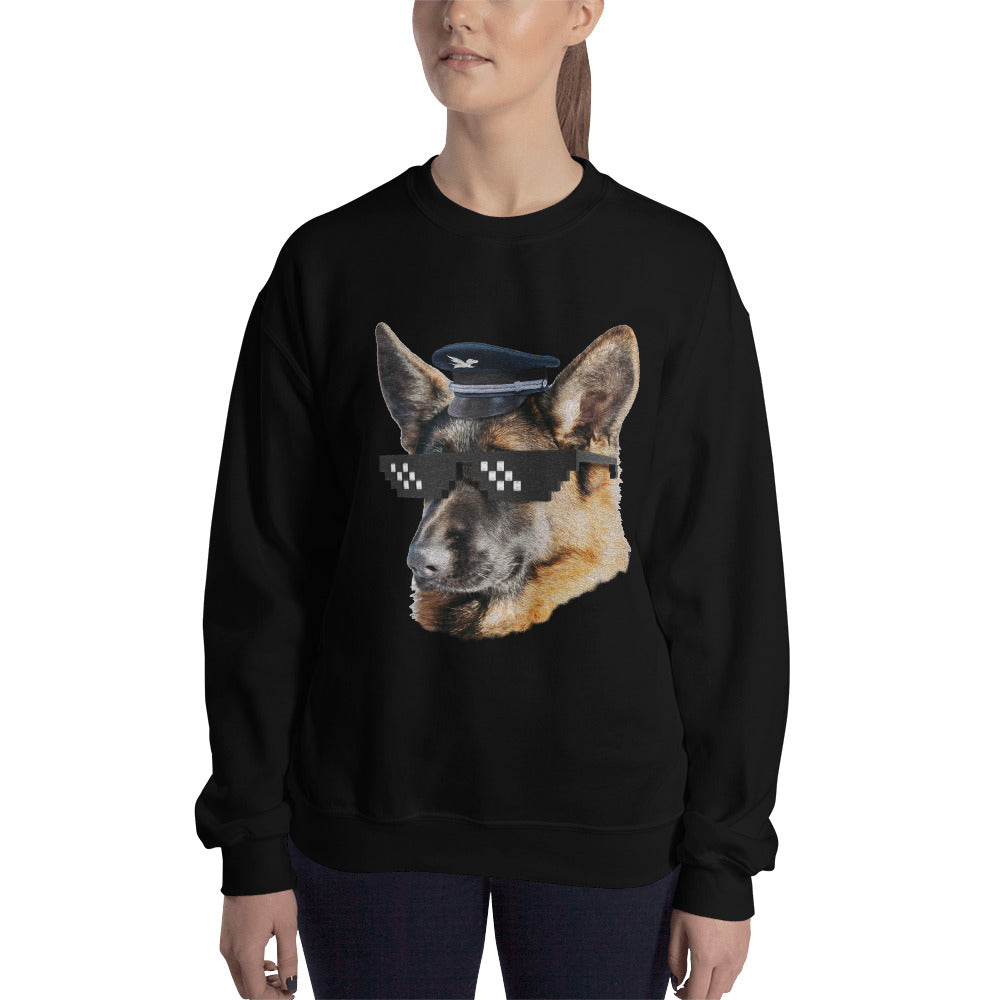Sweatshirt | Captain German Shepherd
