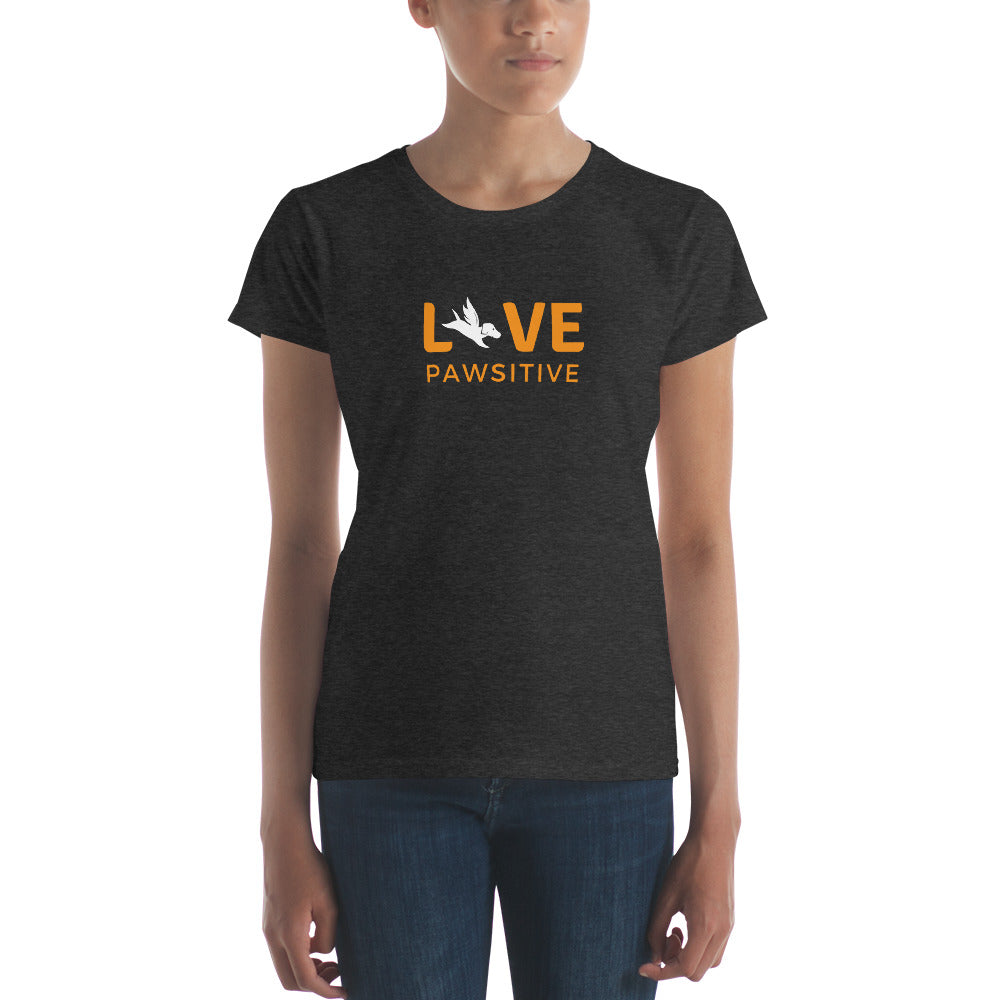 Women's Fit | Live Pawsitive