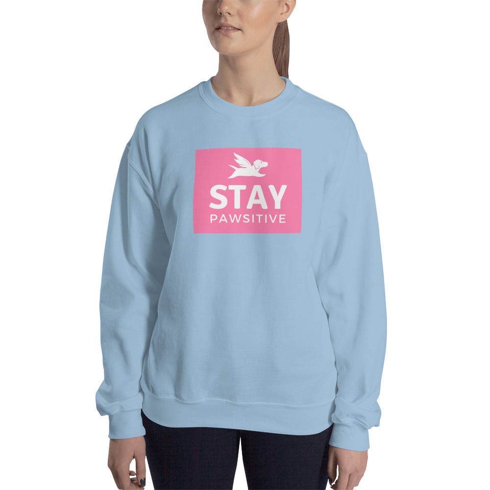 Sweatshirt | Stay Pawsitive