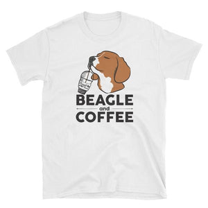 Women's | Beagle & Coffee T-Shirt
