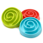 For Pets | Swirl Maze Interactive Slow Feeder Bowl